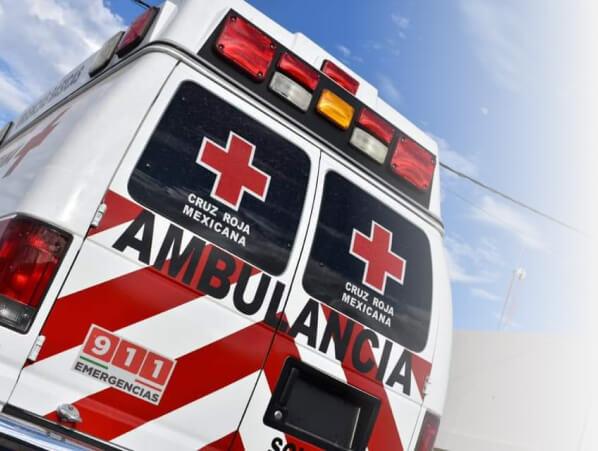 Disminuyeron los casos de traslados en ambulancias Cruz Roja por casos de Covid